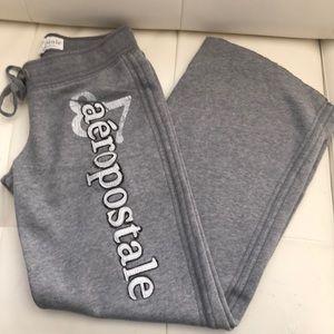 Aeropostale grey sweatpants